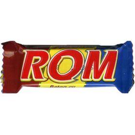 Baton cu crema Rom - Autentic