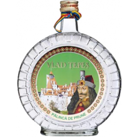 Vlad Tepes - Palinca de prune