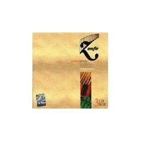 Goldenworks - Collection - 3 CD BOX - Gheorghe Zamfir
