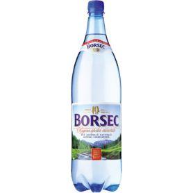Borsec - Natürliches Kohlensäurehaltiges Mineralwasser