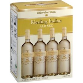 Recas - Bag in Box - Alb Sec - Riesling Italian