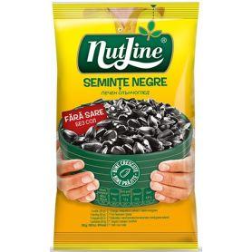 Nut Line - Seminte negre - prajite FARA SARE