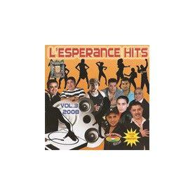 Vol. 3 - L'esperance Hits 2008