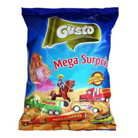 Gusto-Pufuleti - Party Snacks