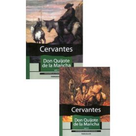 Cervantes - Don Quijote de la Mancha