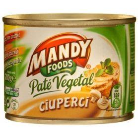 Mandy - Vegetal cu Ciuperci
