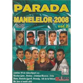 Parada Manelelor 2008 - Vol. 2 - DVD