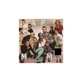 + 1 CD Bonus - Manele la Maxim 2
