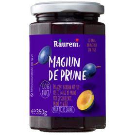 Raureni - Magiun de prune - Natur Pflaumenmus