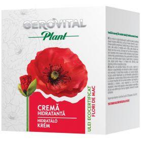 Gerovital plant - Crema hidratanta - de zi