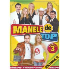 Manele de Top - Vol. 3