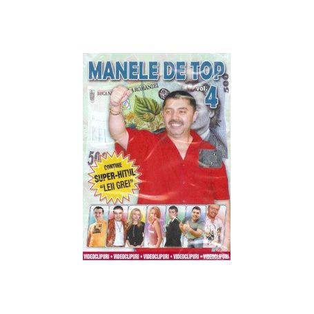 Manele de Top - Vol. 4
