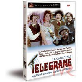 TELEGRAME - I.L . Caragiale