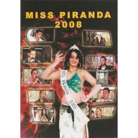 Miss Piranda 2008 - DVD