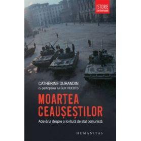 Moartea Ceausestilor Catherine Durandin cu participarea lui Guy Hoedts