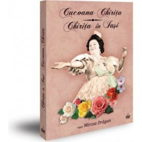 Cucoana Chirita - Chirita in Iasi - 2DVD