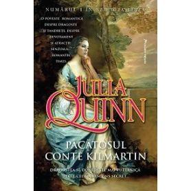 Julia Quinn - Pacatosul Conte Kilmartin
