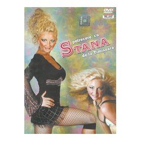 Stana - Petrecere cu Stana de la Timisoara - DVD