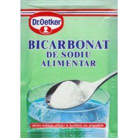 Bicarbonat - de sodiu alimentar