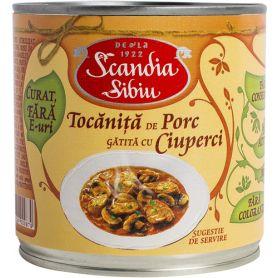 Scandia Sibiu - Traditii - Tocanita de porc