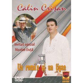 Calin Crisan - Un roman si un tigan - DVD