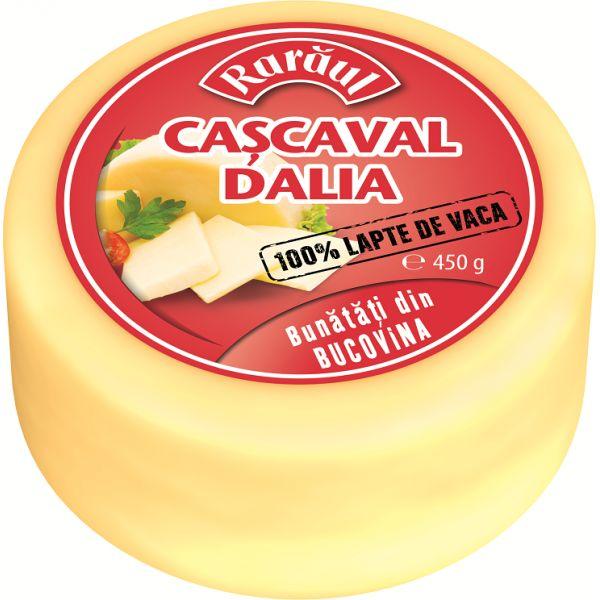 Cascaval Rucar - din lapte de vaca pasteurizat