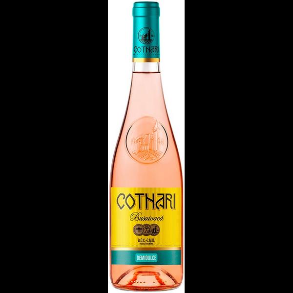 Cotnari - Busuioaca de Bohotin