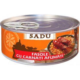 Scandia Sibiu - Sadu - Carnaciori cu fasole boabe