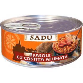 Scandia Sibiu - Sadu - Fasole taraneasca cu costita afumata