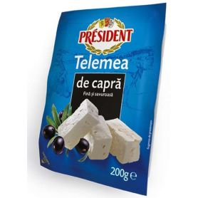 Telemea de Capra - Ziegenkäse - La Dorna