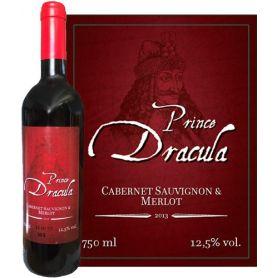 Prince Dracula - Cabernet Sauvignon & Merlot - 2013