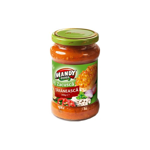 Mandy - Zacusca taraneasca