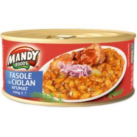 Mandy - Iahnie de fasole cu ciolan afumat