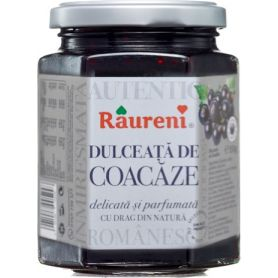 Raureni - Dulceata de coacaze