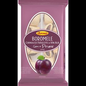 Cornulete - Gem - Prune - Hörnchen mit Pflaumenmarmelade