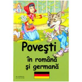 Povesti in romana si germana - Carte bilingve