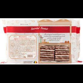 Amandina - Prajitura cu crema cu aroma de rom