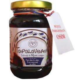 Topoloveana - Dulceata de Afine ecologice