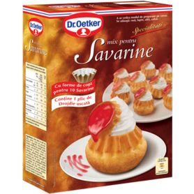 Dr.Oetker - Mix pentru Savarine