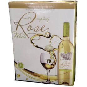 Recas - Bag in Box - White - Medium Sweet -Demidulce Alb
