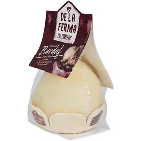 Bellows cheese with cow's and sheep's milk