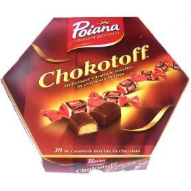 Poiana - Chokotoff - Delicioase caramele invelite in ciocolata