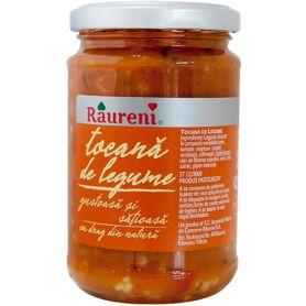 Raureni - Tocana de legume