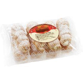 Prajitura - Rulou cu crema aroma de vanilie