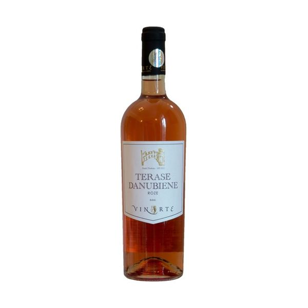 Vinarte - Terase Danubiene - Roze - 2014