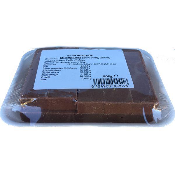 Baton - Hausgemachte Schokolade