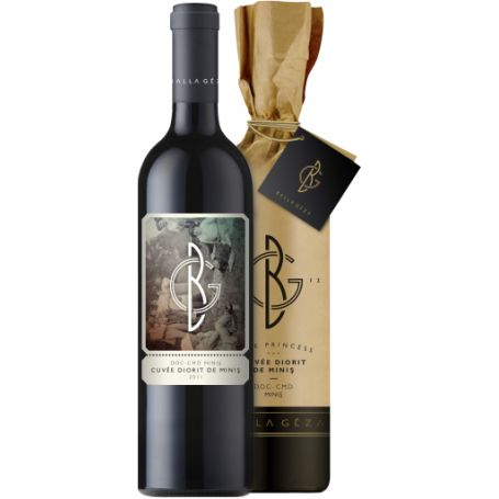 Wine Princess - Balla Geza - Cuvee Diorit