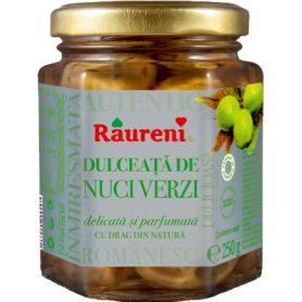 Raureni - Dulceata de nuci verzi