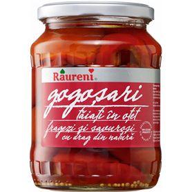 Raureni - Tomatenpaprika in Essig