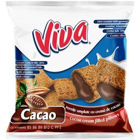 Viva - cocoa cream filled pillows
